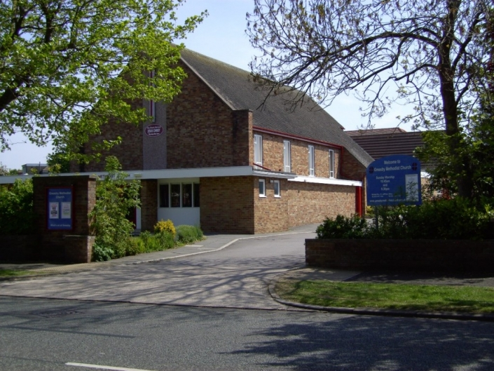 Greasby Methodist Church photo