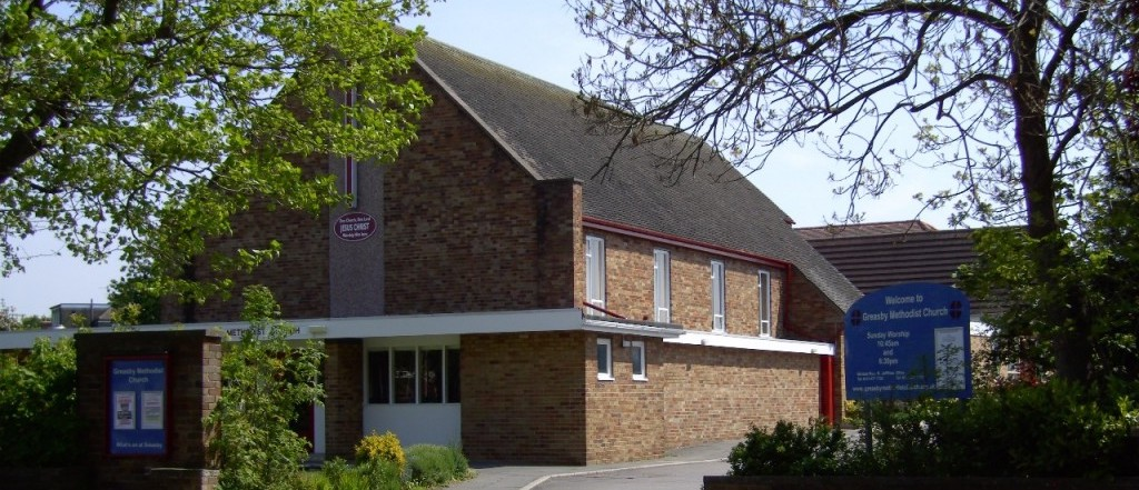 Photo of Greasby Methodist Church