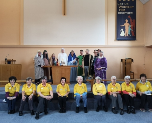 Greasby Methodist Church Hope Journey 4